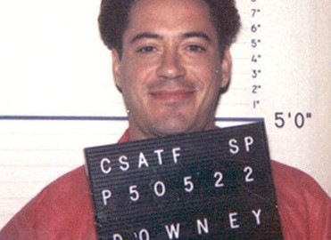 Robert Downey Jr Pardoned
