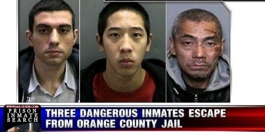 Prison Escape California
